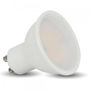 Halogen LED 5W GU10 neutralna V-TAC SKU 1686